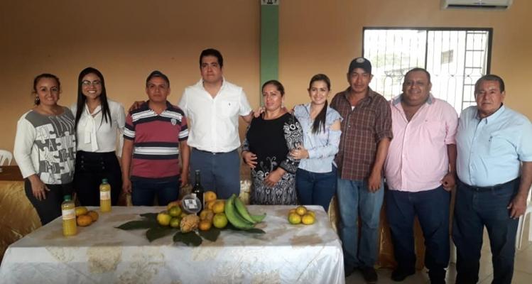 REUNIÓN CON LOS AGRICULTORES DEL SITIO PEREIRA Y MANGÓN.