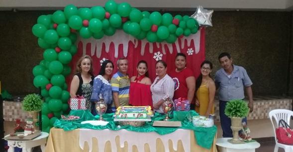 AGASAJO DE NAVIDAD A TODOS LOS NIÑOS DE LA PARROQUIA LA AVANZADA